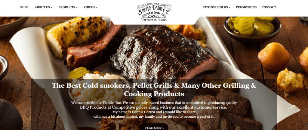 Grill & BBQ Pellet