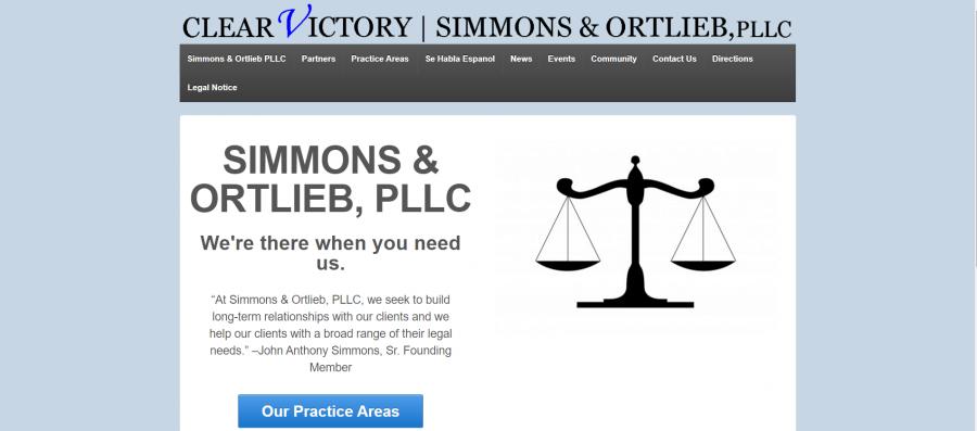 Simmons Ortlieb PLLC